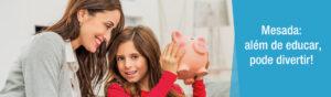 Mesada inteligente: crianças virando craques em lidar com o dinheiro