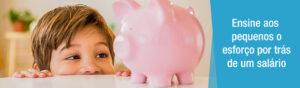 Como explicar às crianças de onde vem o dinheiro?