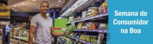 Semana do Consumidor na Boa