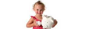 Dicas da Boa Vista para ensinar a criança a poupar